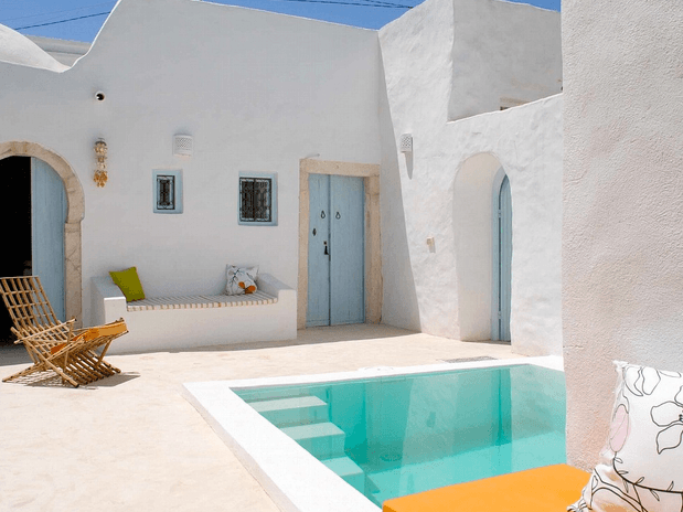 hospederia pool